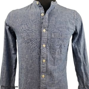 Abercrombie & Fitch Casual Button Shirt Size XS